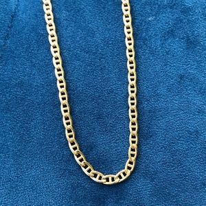 Dior Gold Chain Necklace